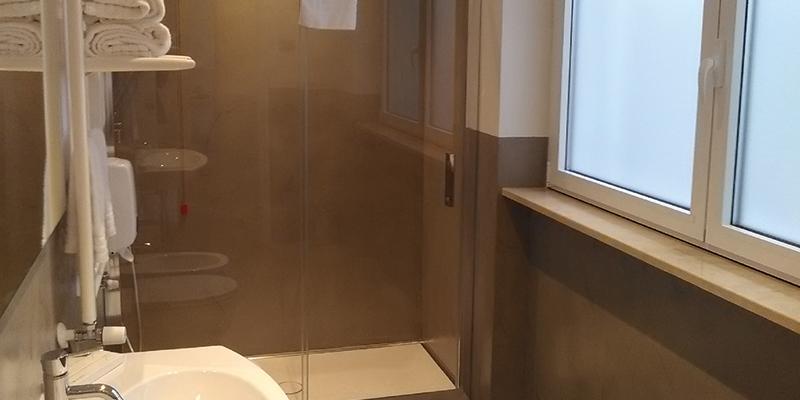Bagno camera Delux